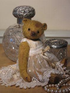 Ana Rosa Teddy bear, Isn't she adorable?