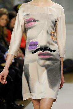 Moschino Cheap & Chic Fall 2012 Cosmetics Print