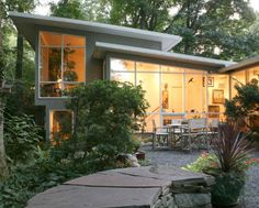 mid century modern communities modern landscapingcontemporary homesmodern