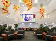 Main Lobby undergoes extensive renovations as MFB expands. #AskForMary
