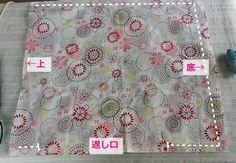 裏付きしっかりトートの作り方♪ - おはよう(*´∇`*) Note Cards, Japanese Language