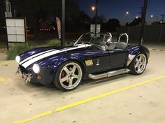 AC cobra Shelby Simmons LS the world muscle car