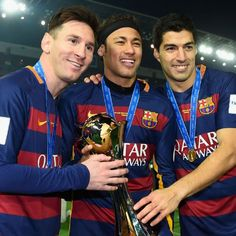 Messi, Suarez and Neymar won't be usurped in Barcelona's striker search