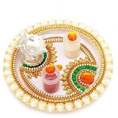 Rakhi celebrations bring in lots of joy and excitement among siblings. The festival marks their undying and loving bond. Sisters perform traditional Puja for l… Thali Decoration Ideas, Rakhi Gifts, Indian Festivals, Festival Decorations, Online Gifts, Diwali, Decorative Plates, Joy, Thesis