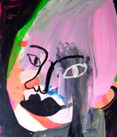 pink lady   by Shohei Hanazaki