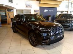 45 вподобань, 3 коментарів – Mike (@howie1519) в Instagram: «So we had this in at work today. The All-New Range Rover VELAR»