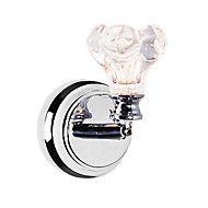 20W Modern Crystal Wall Light Floral Design – USD $ 59.99