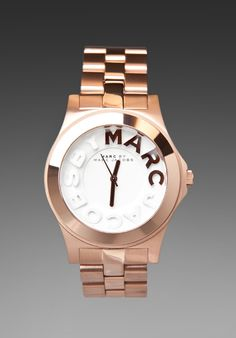 LOVE this watch!!  just got an MK watch...but I like this one too..can never have too many watches :)