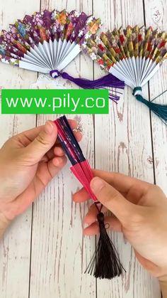 Cool Paper Crafts, Paper Crafts Origami, Origami Paper, Creative Crafts, Diy Crafts For Girls, Diy Crafts Hacks, Diy Arts And Crafts, Chinese Crafts, Origami Design
