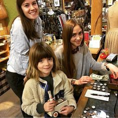 Lulu's savings from her art work! She came into our store to spend her bank! Sweetest girl! Thanks for coming Lulu! #thechildrenshourslc #sweetestlittlegirl #happynewyear || The Children's Hour Bookstore & Boutique || Clothing  Gifts  Shoes || 898 South 900 East || Salt Lake City Utah || 801.359.4150 || childrenshourbookstore.com
