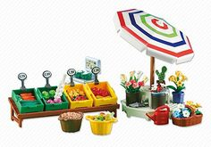 6335 - Farmers Market Stand