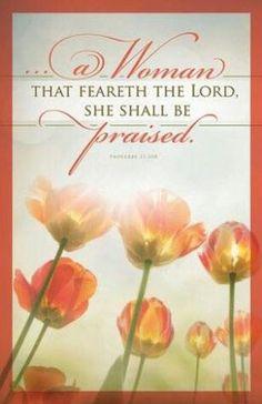 Proverbs 31:30 by deann