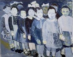 De Turkse schoolmeisjes, Marlene Dumas