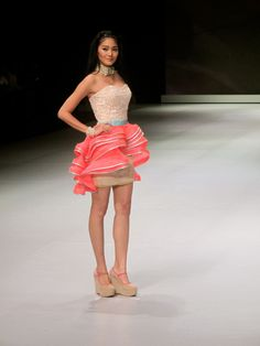 Jeanny Ang Indonesia Fashion Week 2013