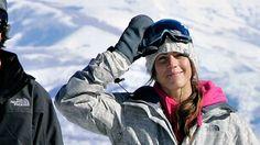 How Snowboarder Megan Pischke Porcheron Beat Breast Cancer
