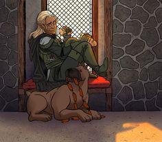 Dragon Age Elves : Photo