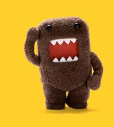 I have one of these. :) Cutest little poop monster....