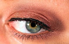 Urban Decay Naked 3 Palette Look: Daytime Rose Gold
