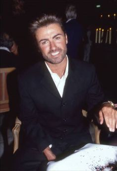 George Michael most handsome guy on earth
