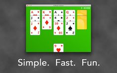 Mac App Cribbage Solitaire |  |  | 4  | $ NOW FREE | Cribbage Solitaire helps you improve your cribbage skills through its quick, yet challenging, single-player game.  You have t