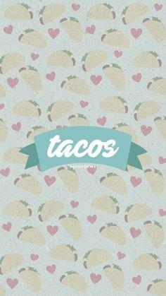 Fondos de Paperpop - Tacos