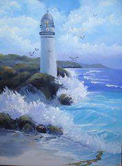 Sherry Winkler - Tides Lighthouse