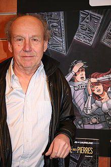 Jean-Claude Mézières ou au début de sa carrière JC MéziN 1, est un dessinateur français de bande dessinée. Il est le père de la série de science-fiction Valérian et Laureline, avec un ami d'enfance, Pierre Christin (scénariste), et sa sœur, Évelyne Tranlé (coloriste).