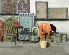 Fez, Marruecos, 2003