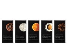 90 Cute Chocolate Packages - From Simple Geometric Packaging to Deco Diamond Branding (CLUSTER)