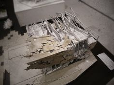 Eragatory: additive manufacturing 3d print physical model excessive II final