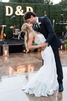Dani & Derek - California Wedding http://caratsandcake.com/DaniandDerek