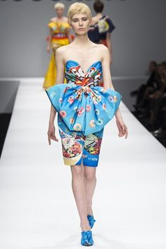 Moschino - Autumn-Winter 2014-2015