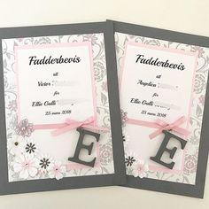 Bilderesultat for fadderbevis Cardmaking, Tote Bag, Children, Baby, Young Children, Making Cards, Boys, Carry Bag, Kids