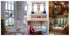 20 Cosy Reading Nooks To Get You Through The Winter