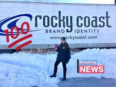 "This just in...""Rocky Coast Printworks will beat anyone else's screenprint production time and won't compromise quality!"" 😁👍🏻 Call us today! You could be wearing your branded apparel in just a few days! ❄️ (603) 436-4700 or email sales@rockycoast.com #screenprint #hoodie #winter #embroidery"