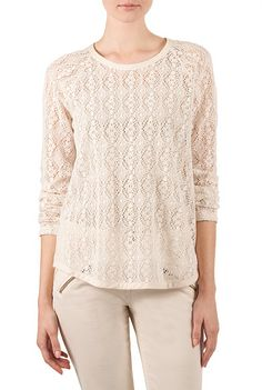 Last years Country Road lace top