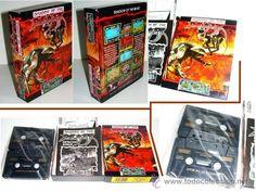 Shadow of the Beast [Zx Spectrum] nuevo [caja colección] [doble cinta]