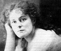 "December 21, 1866: Born, Maude Gonne. She was an Irish nationalist and revolutionary, an actress, and a feminist, but is best known as the great love of poet W. B. Yeats' life. ""What could have made her peaceful with a mind / That nobleness made simple as a fire, / With beauty like a tightened bow, a kind / That is not natural in an age like this, / Being high and solitary and most stern? / Why, what could she have done, being what she is? / Was there another Troy for her to burn?"""