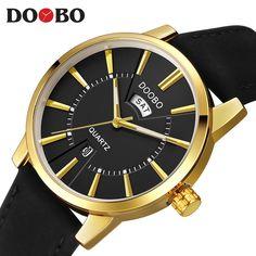Nice Deal $11.99, Buy Mens Watches Top Brand Luxury 2017 DOOBO Watch Men Fashion Business Quartz Watch Sport Casual Male Watches Relogio Masculino