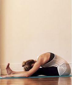 Yoga Poses to Ease Anxiety - Shape Magazine
