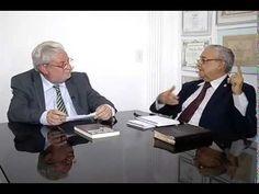 Presidente da Comissão da Verdade, Gilberto Natalini - Entrevista com o ...