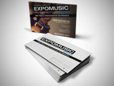 mídia card   expomusic