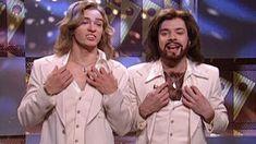 Watch The Barry Gibb Talk Show: Arianna Huffington, Al Franken and Cruz Bustamante From Saturday Night Live - NBC.com
