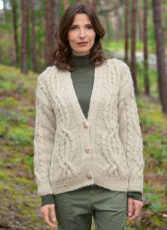 Wooling Issue 2 - #23 Cable jacket  Patterns