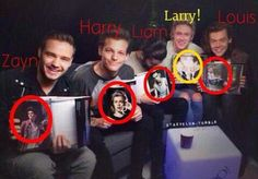HELP ME OMG HES BACK THE CAPTAIN IS BACK CAPTAIN NIALLER>> All this is that I see is Ziam, Larry and captain Niall.