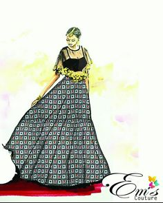 RAYON D.NO 1017 #fashioniblogger #fashionday #fashionista #newstyletowear #lookofday #fashionpost #currentlywearing #couturedress #capestyle #weddingattire #weddingstyle #indiantouch #pritablefashion #emsprintedpost