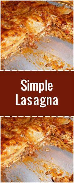 lasagna recipe easy ricotta * lasagna recipe + lasagna recipe easy + lasagna recipe with ricotta + lasagna recipe with cottage cheese + lasagna recipe classic + lasagna recipe easy simple + lasagna recipe pioneer woman + lasagna recipe easy ricotta Small Lasagna Recipe, Cottage Cheese Lasagna Recipe, Easy Lasagna Recipe With Ricotta, Classic Lasagna Recipe, Easy Lasagna Recipes, Pastas Recipes, Mince Recipes, Cooking Recipes, Meat Lasagna