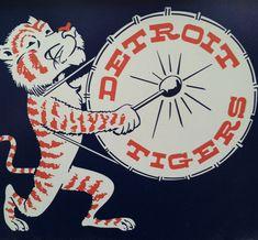 Vintage Detroit Tigers