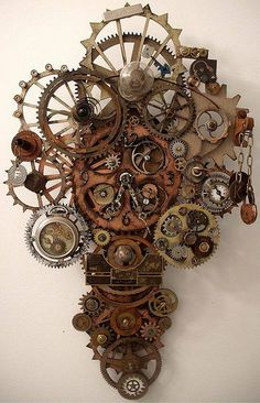Yes!  I am going to start collecting gears and such,, I want this in my home!!!