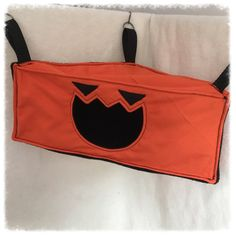 Please read description before ordering  Fluffy Lined Pumpkin Halloween Hammock  Description  Home/Handmade Hammocks for rat, ferrets and other small furry friends  Size 9.5 on Short Side 13.5 on Long Front Side 5.5 High   Material - Poly cotton and soft anti pil fleece with webbing straps and metal D rings and hooks to attach to the cage.  All hammock designs have been tried and tested on my own rats and are loved. Personally I would recommend that you purchase 2 hammocks to take the st...